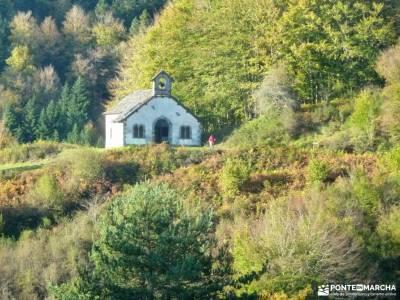 Selva Irati-Pirineo Navarro-Puente del Pilar; evento vacaciones semana santa senderismo montaña